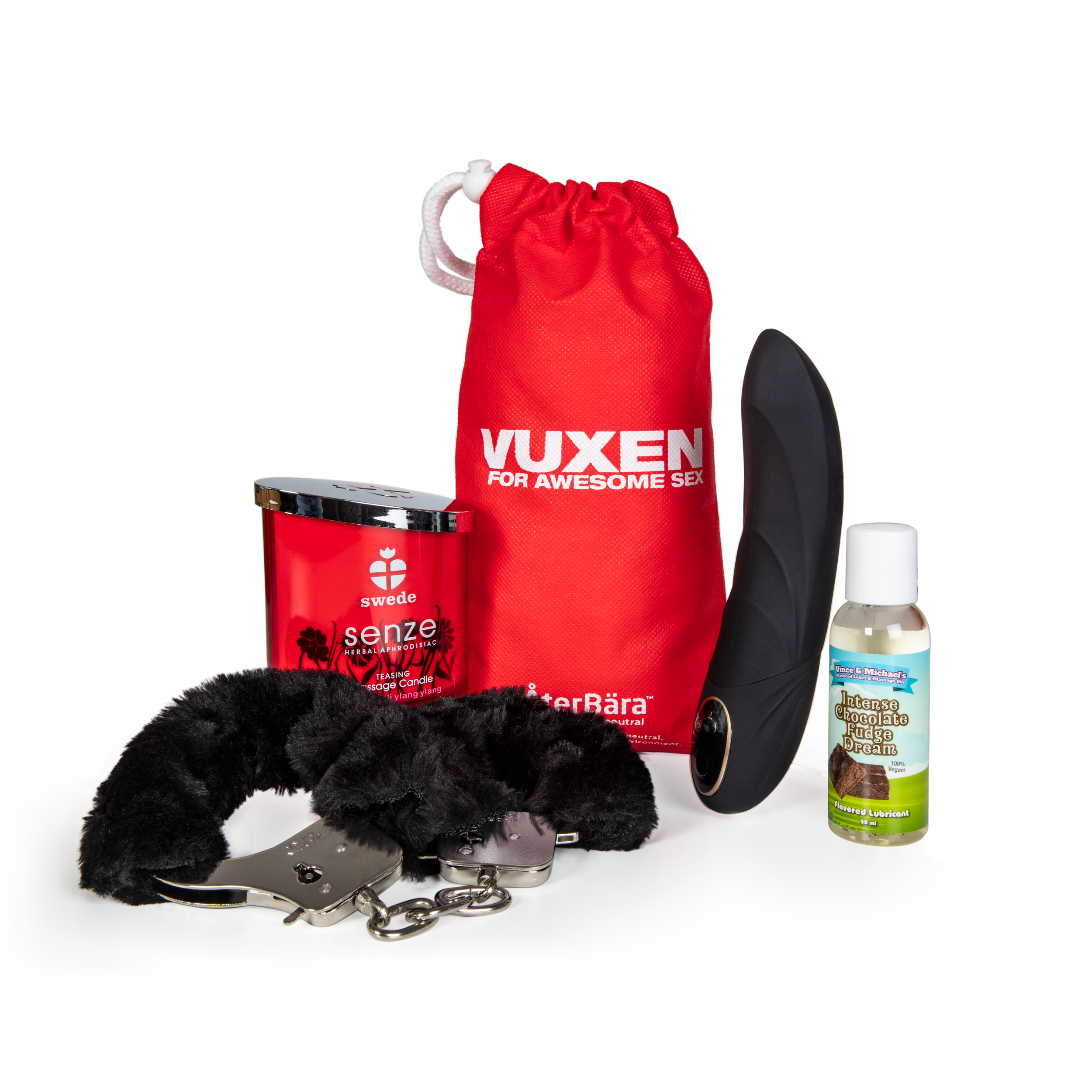 Vuxen Set - A Night With Luxury Passion